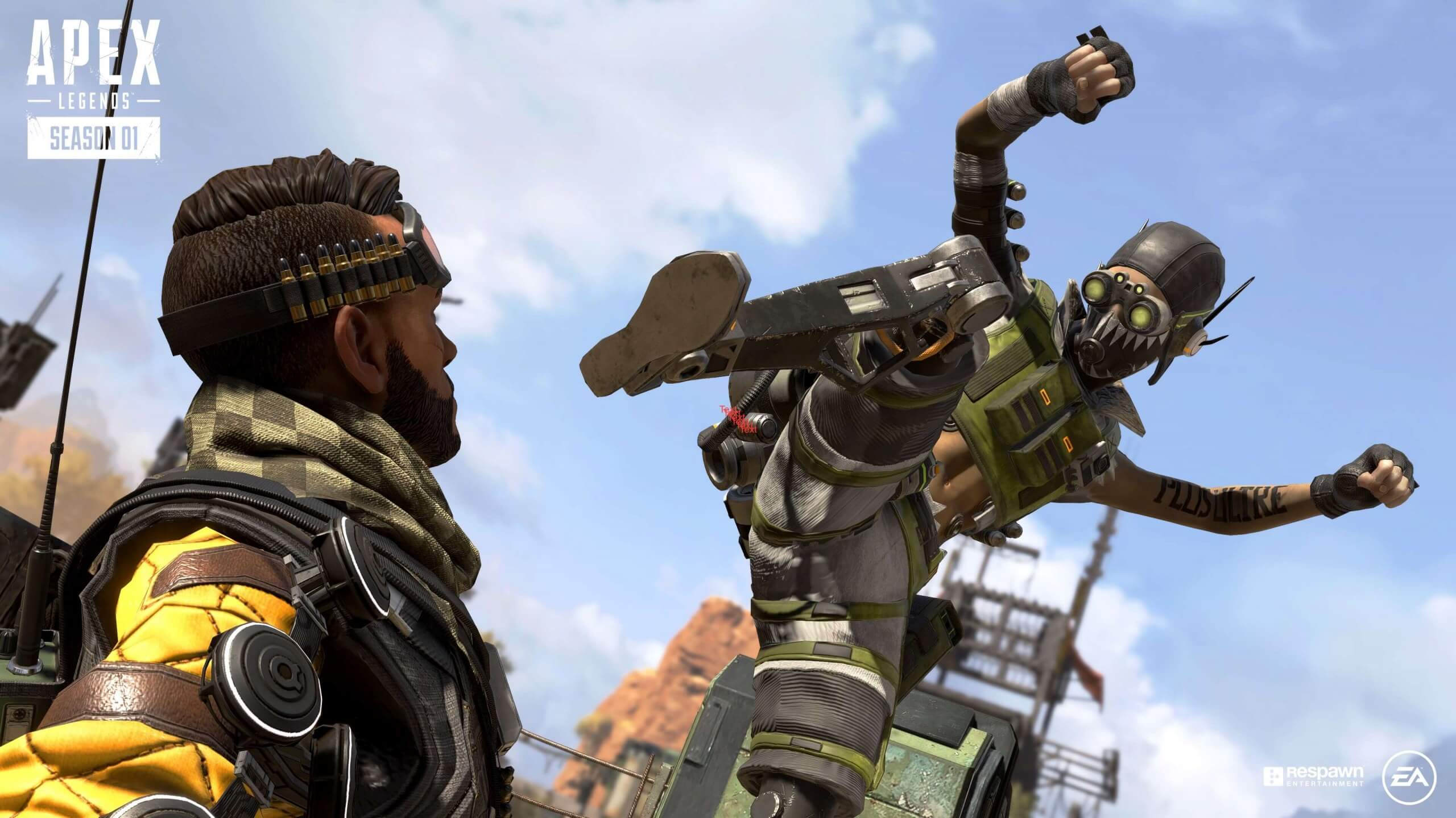 Respawn has banned 770,000 Apex Legends cheaters since launch