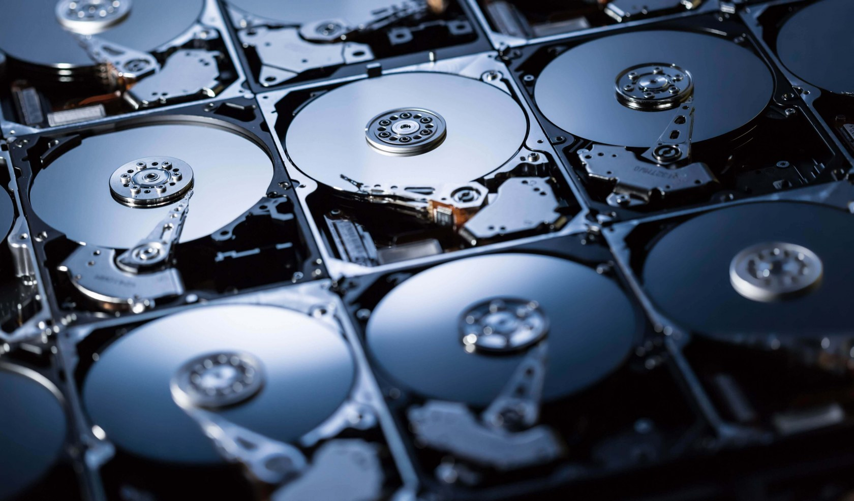 PC hard drive shipments could fall by 50 percent in 2019
