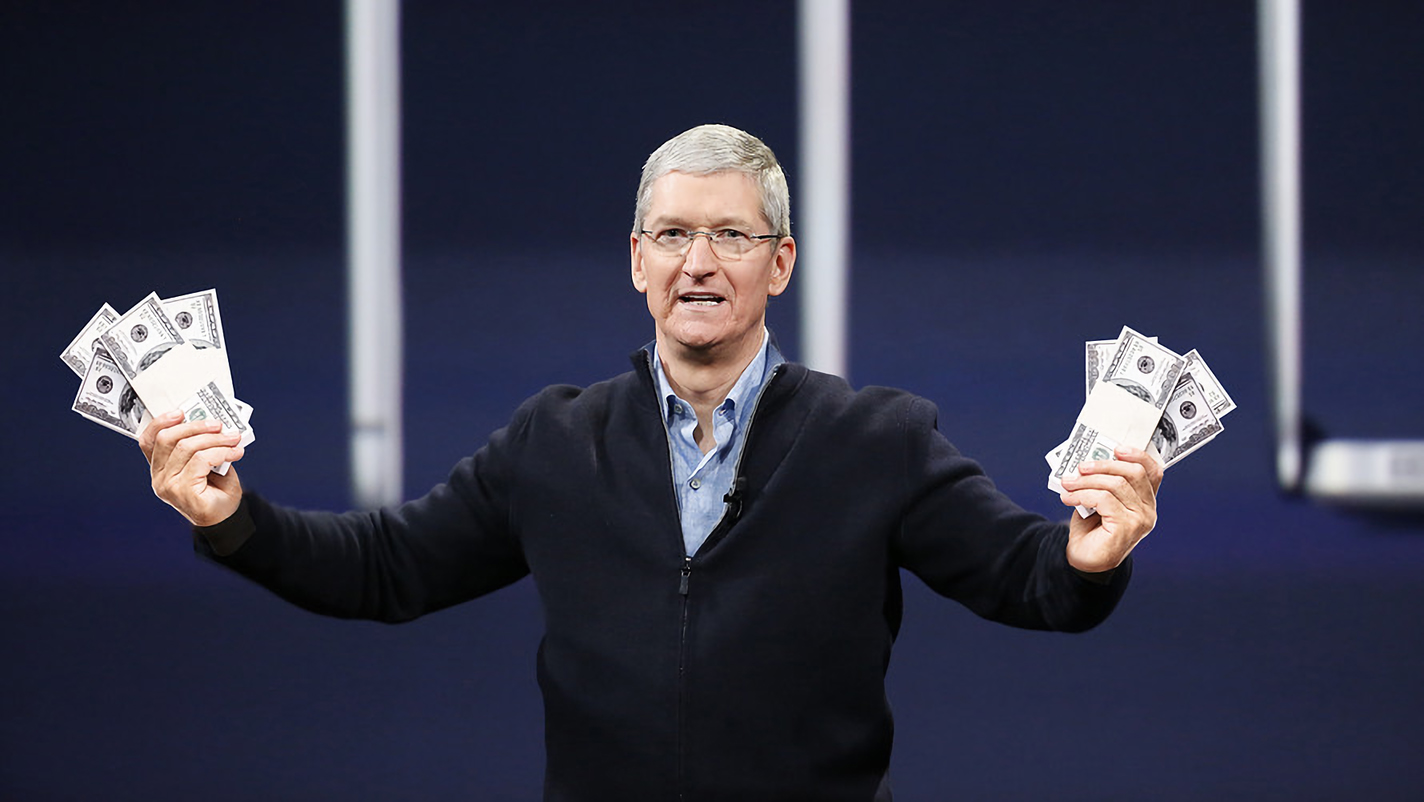 Apple is quietly buying companies left and right