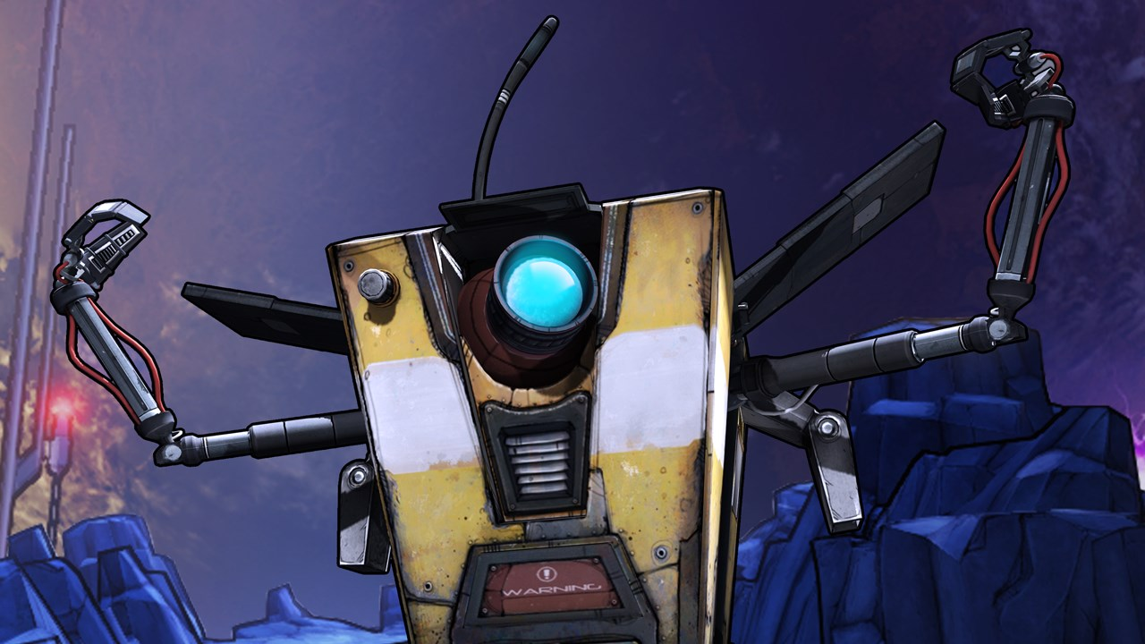 Gearbox CEO calls Claptrap voice actor 'bitter and disgruntled'