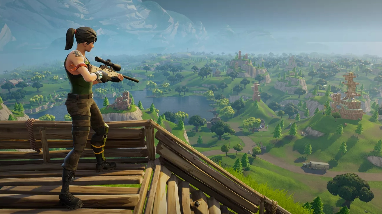 Fortnite S In Game Clothes Are A Status Symbol Among Today S Youth