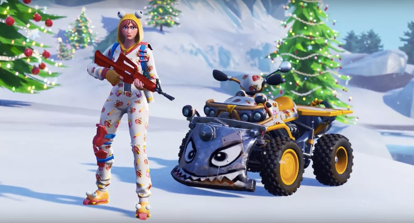 Fortnite's in-game clothes are a status symbol among today's