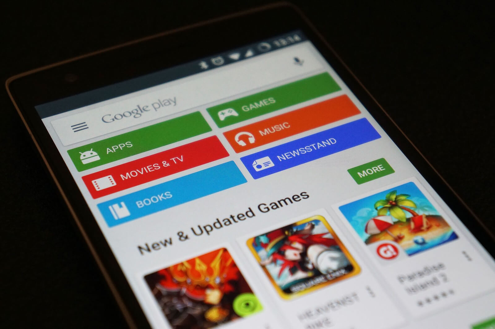 Google is tweaking the Play Store's app rating system to favor