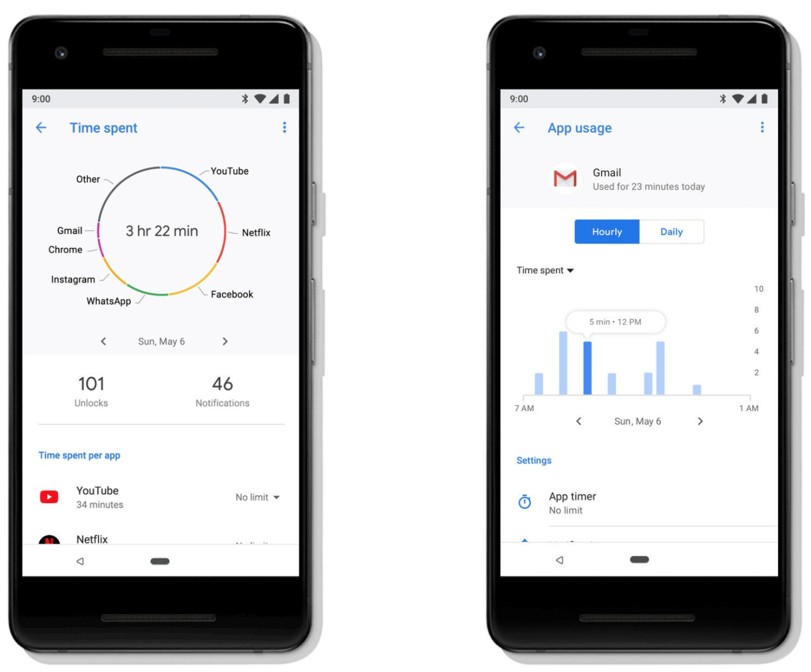 Digital Wellbeing feature reportedly slowing down Pixel phones