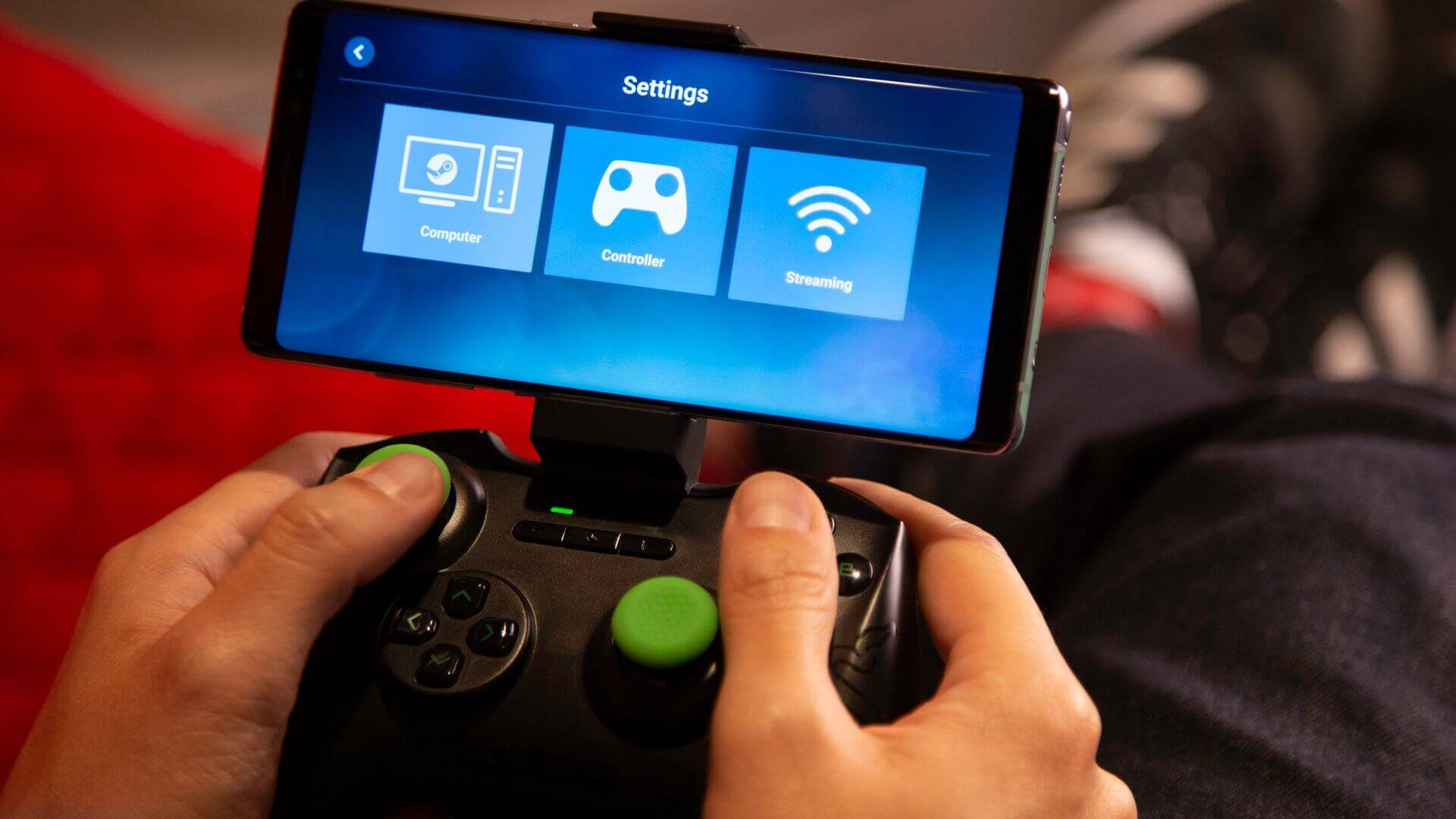 Steam Link launches on iOS and Apple TV
