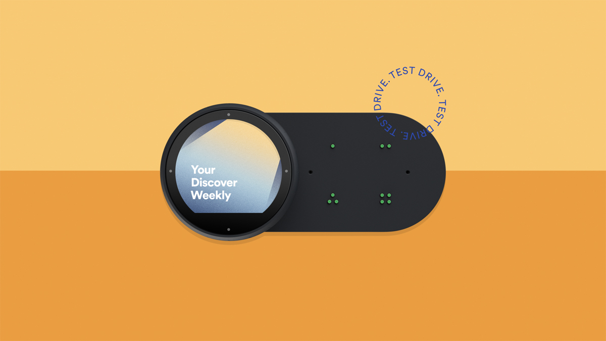 Spotify unveils a voice-controlled smart device, dubbed 'Car Thing'