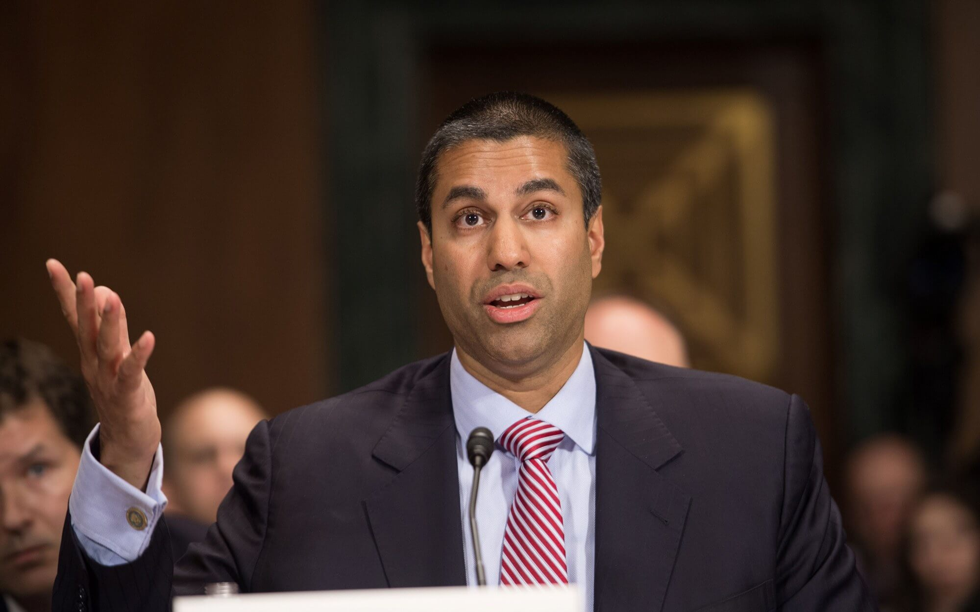 California man receives 18 month sentence for emailing death threats to Ajit Pai
