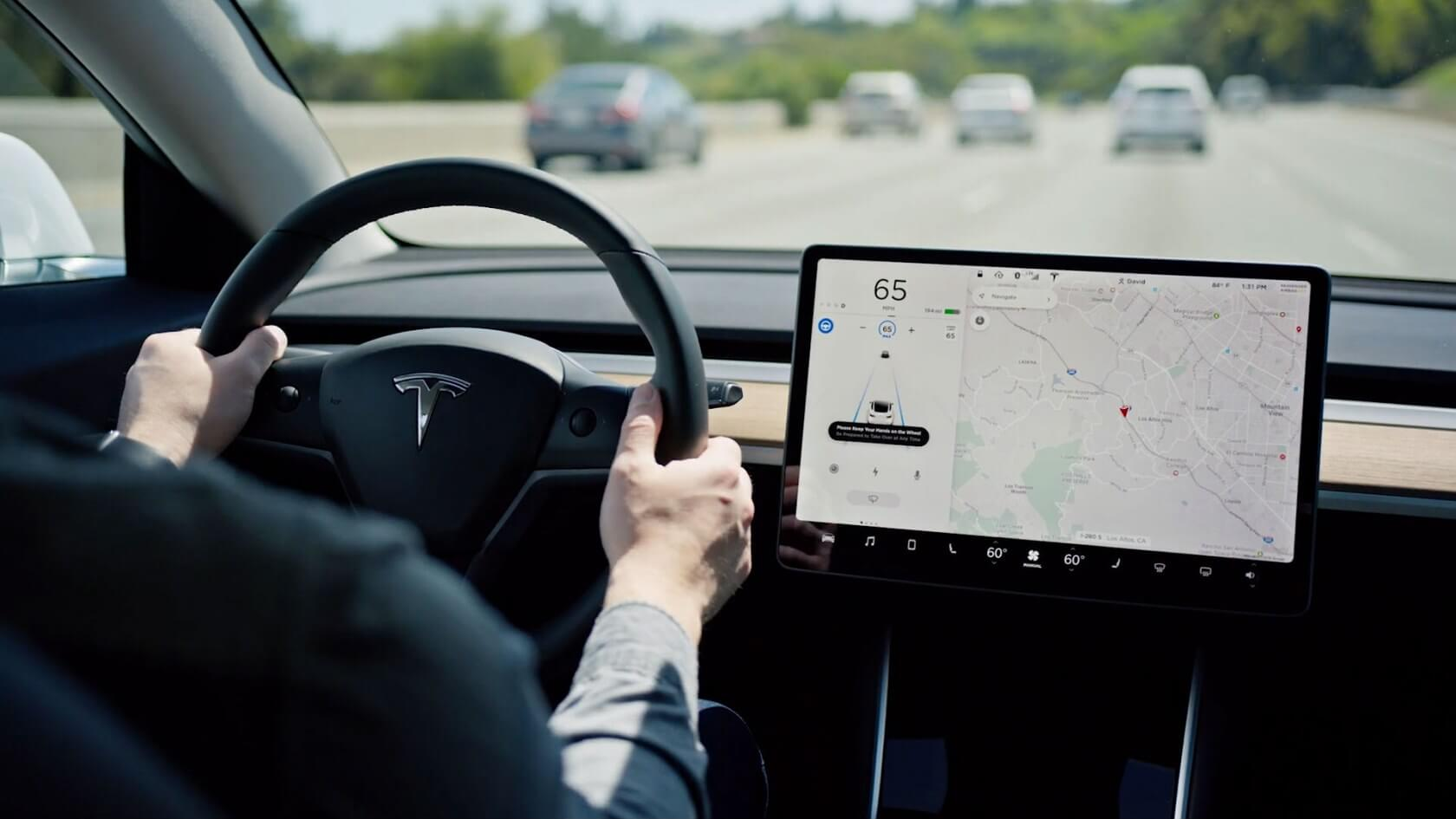 Tesla automatic lane-changing is far less competent than a human driver
