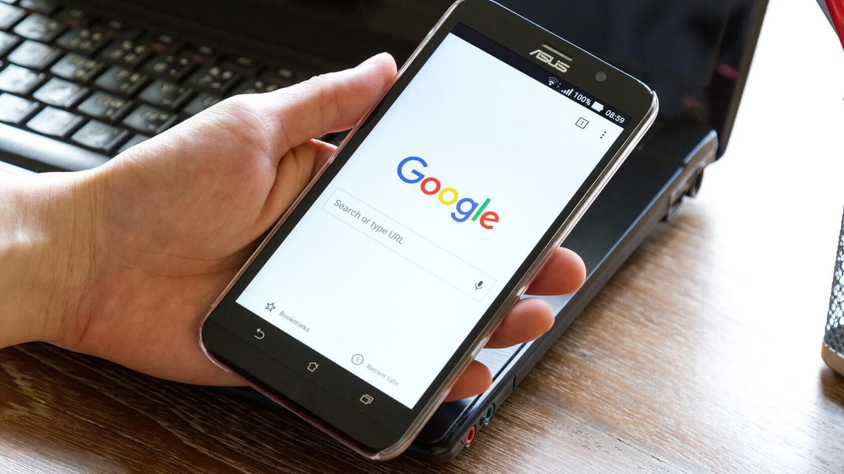 Google Search's latest mobile facelift makes ads and website branding more obvious