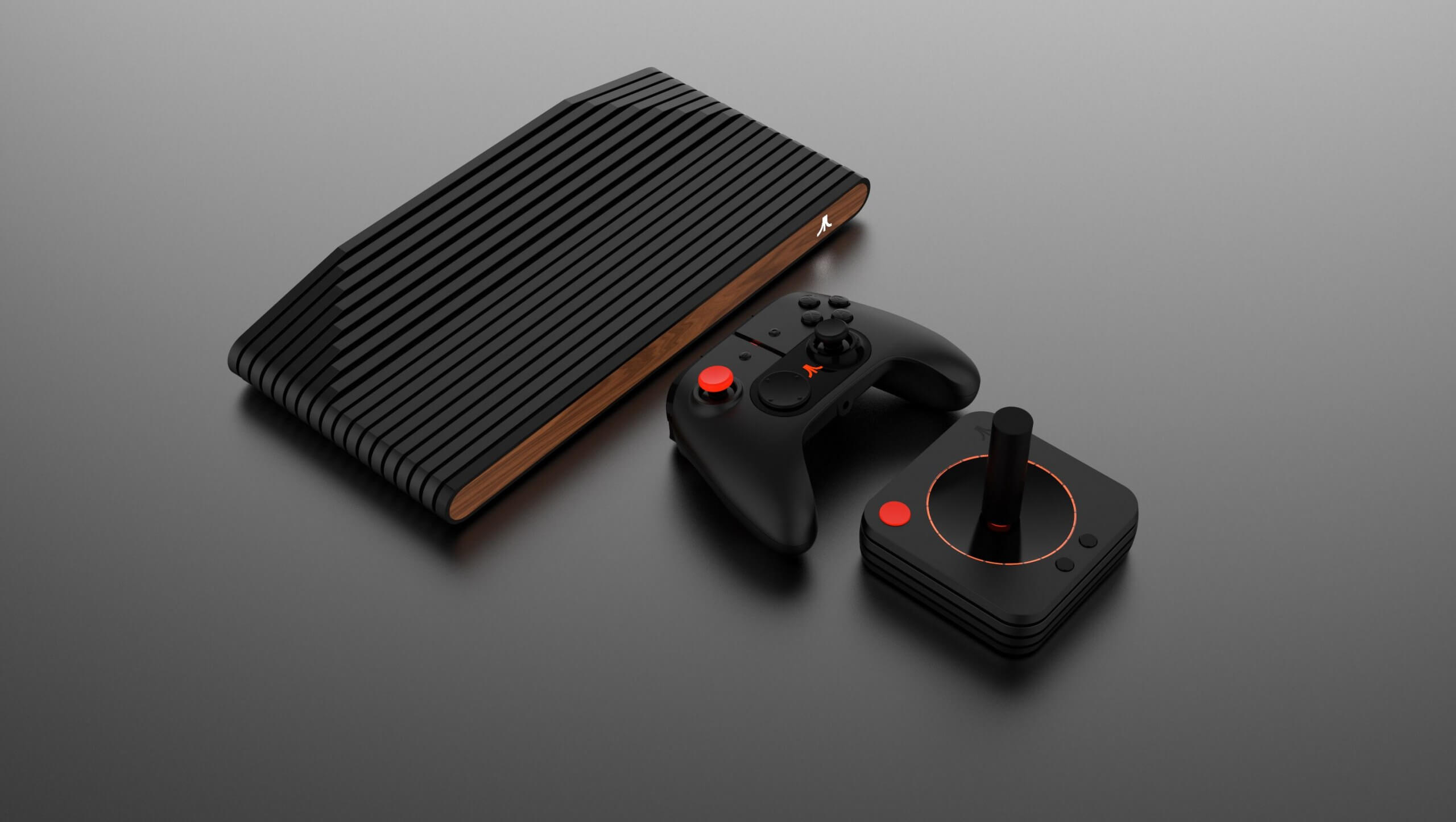 Atari's VCS controller is what you would expect, but its joystick is