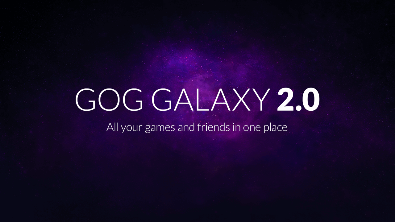 CD Projekt's 'GOG Galaxy 2.0' client will bring all of your PC games, achievements, and friends into one place