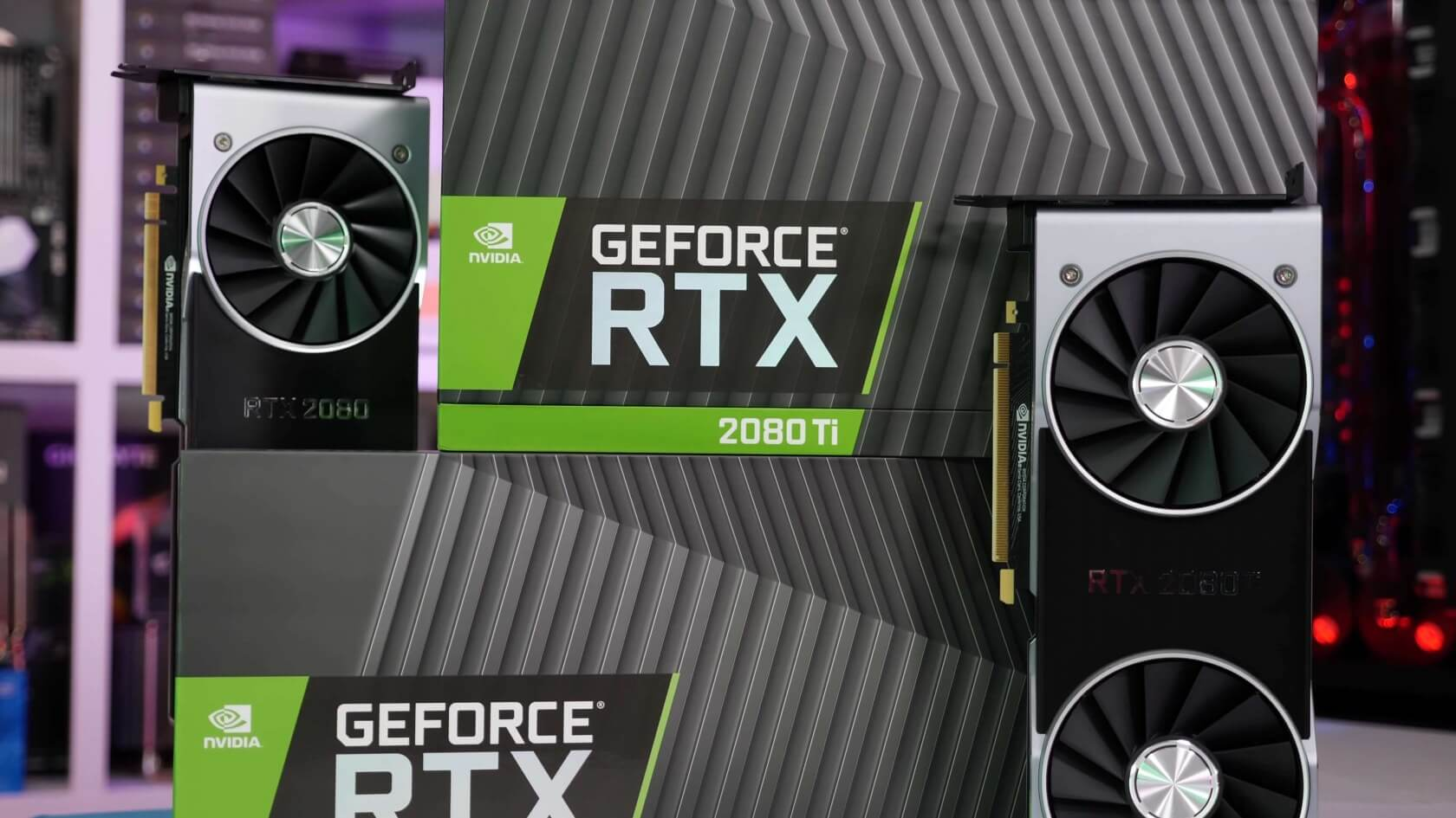 Nvidia has filed trademarks for 3080, 4080, and 5080