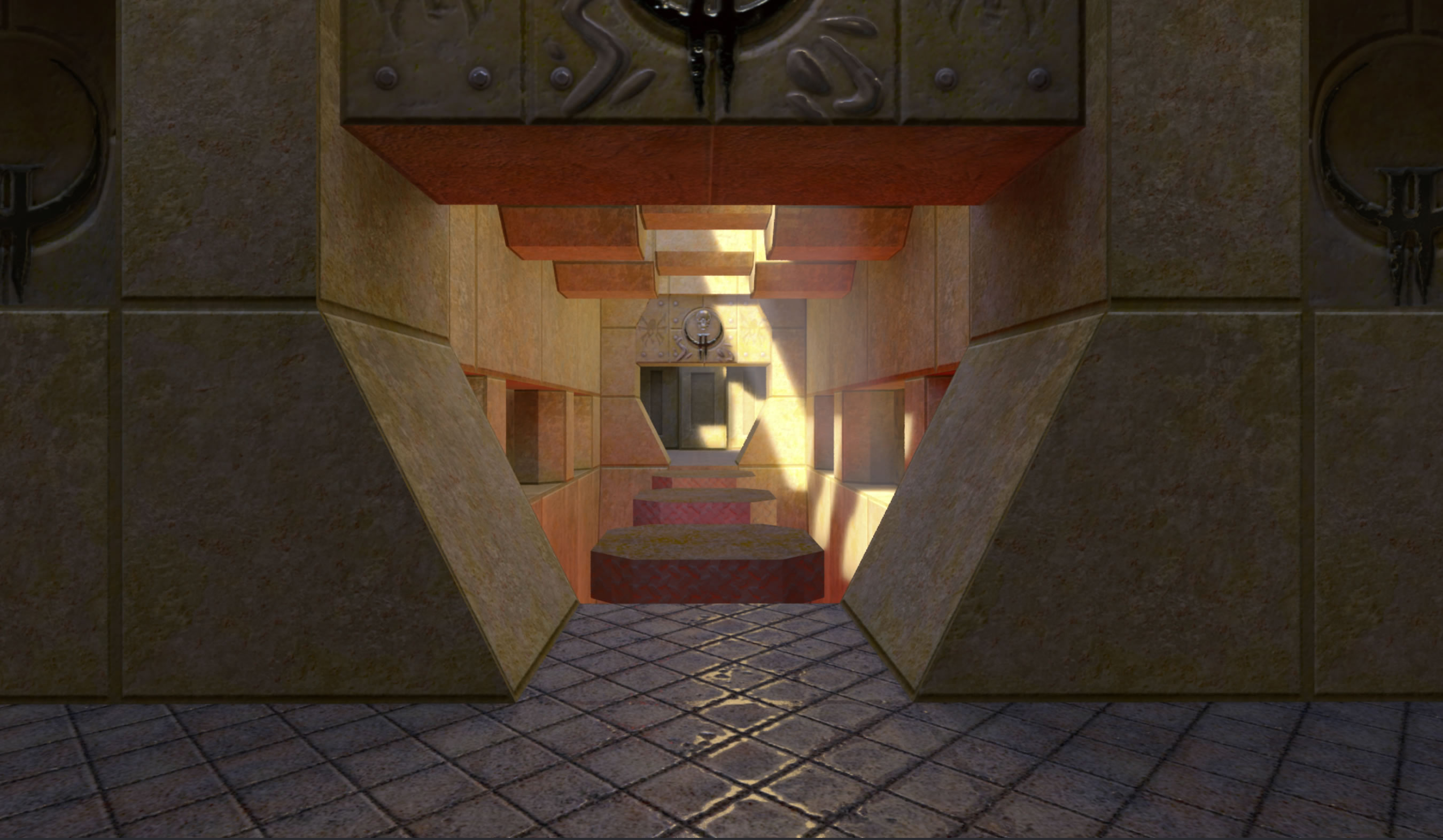 Quake II has received an RTX makeover, now available to