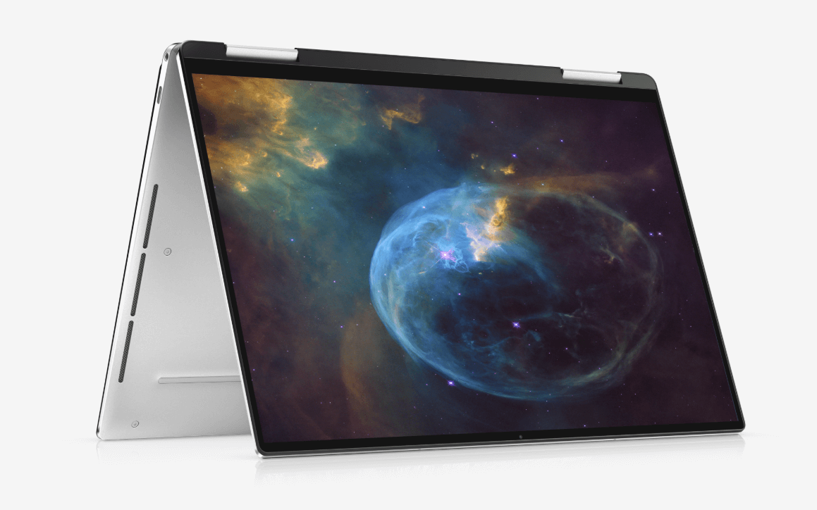 Dell redesigns the XPS 13 2-in-1: Intel's 10nm Ice Lake, better keyboard and webcam