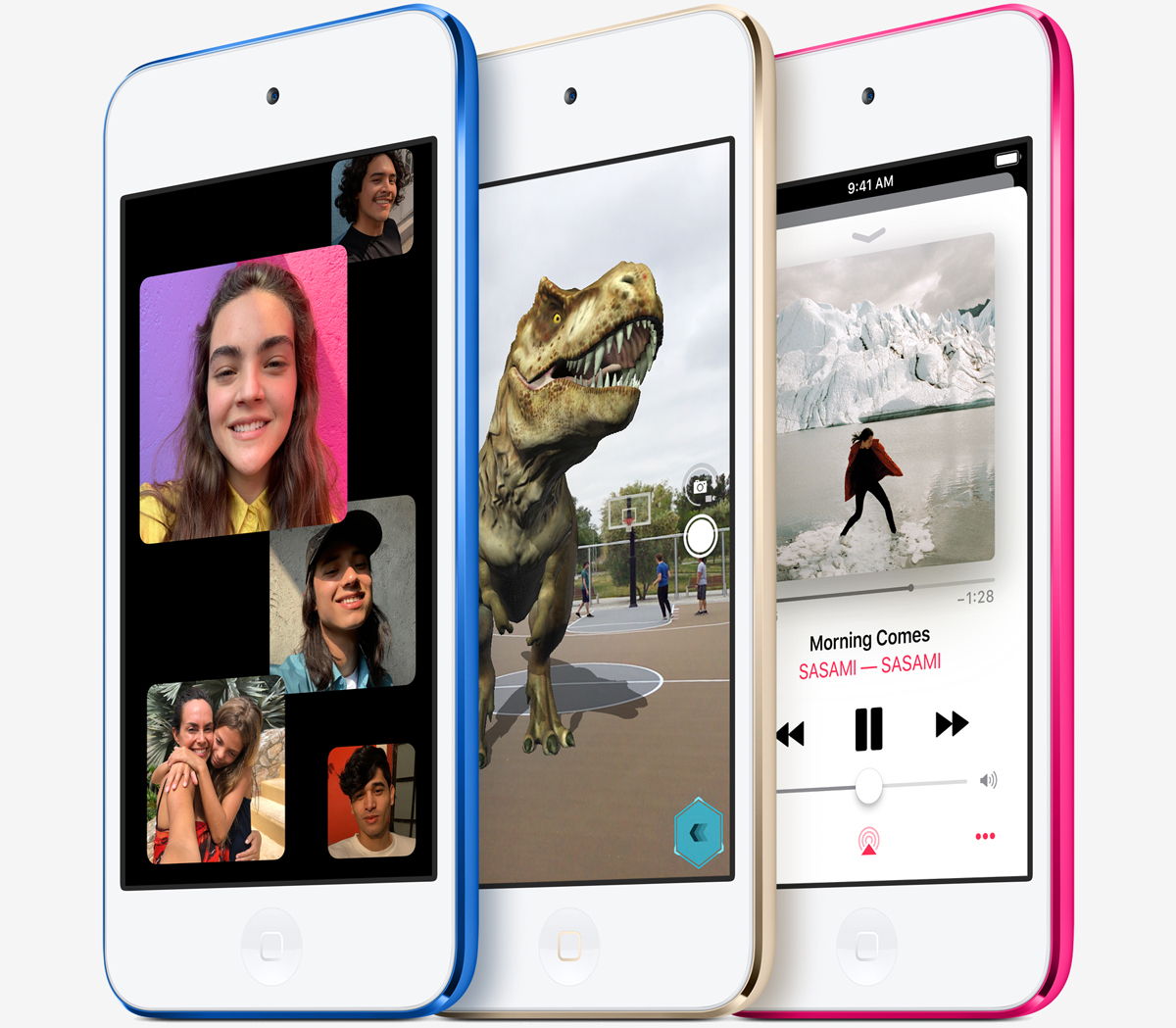 Apple refreshes iPod touch with A10 Fusion chip and new 256GB capacity