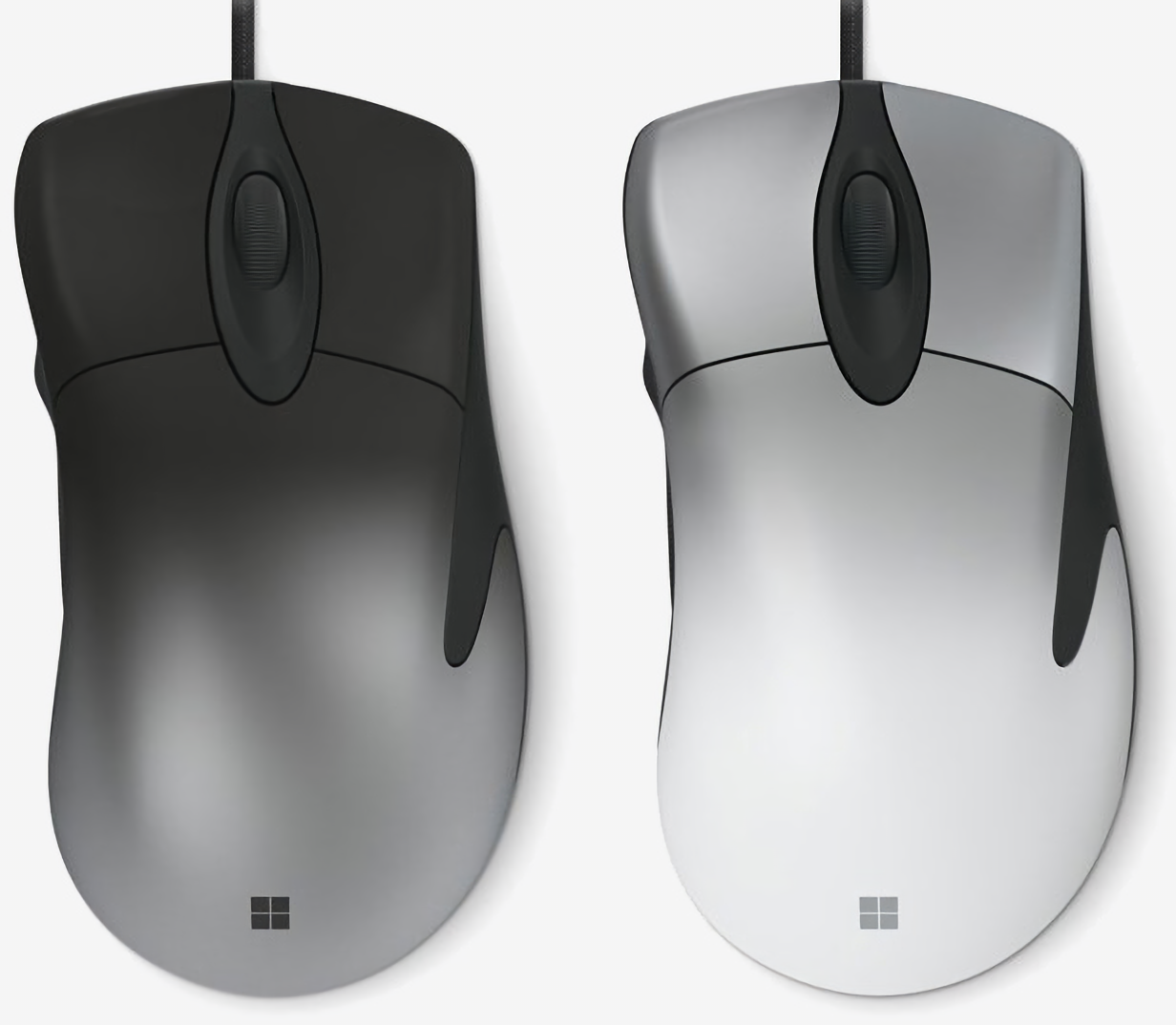 Microsoft's retro-inspired Pro IntelliMouse arrives in the US
