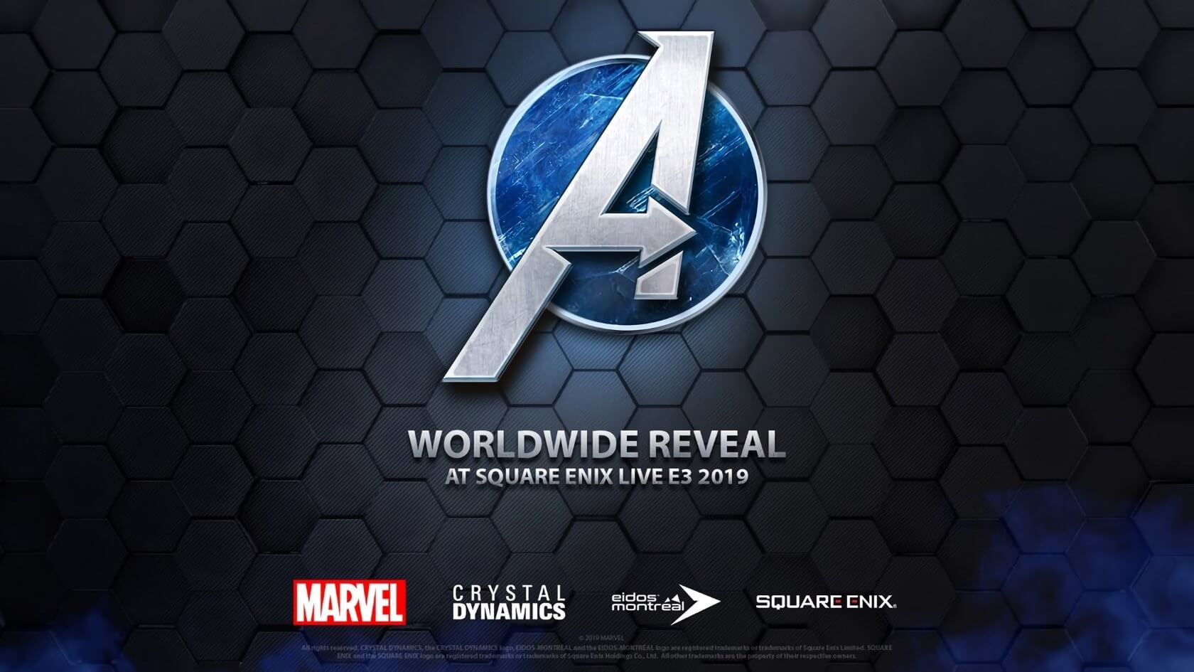 Square Enix's AVENGERS Unveiling at E3