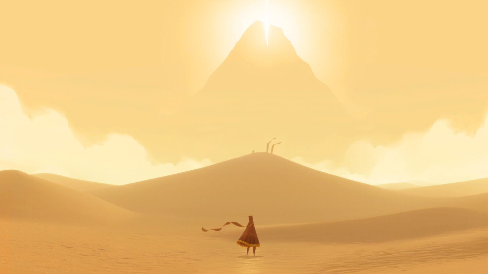 Journey is coming to PC on June 6