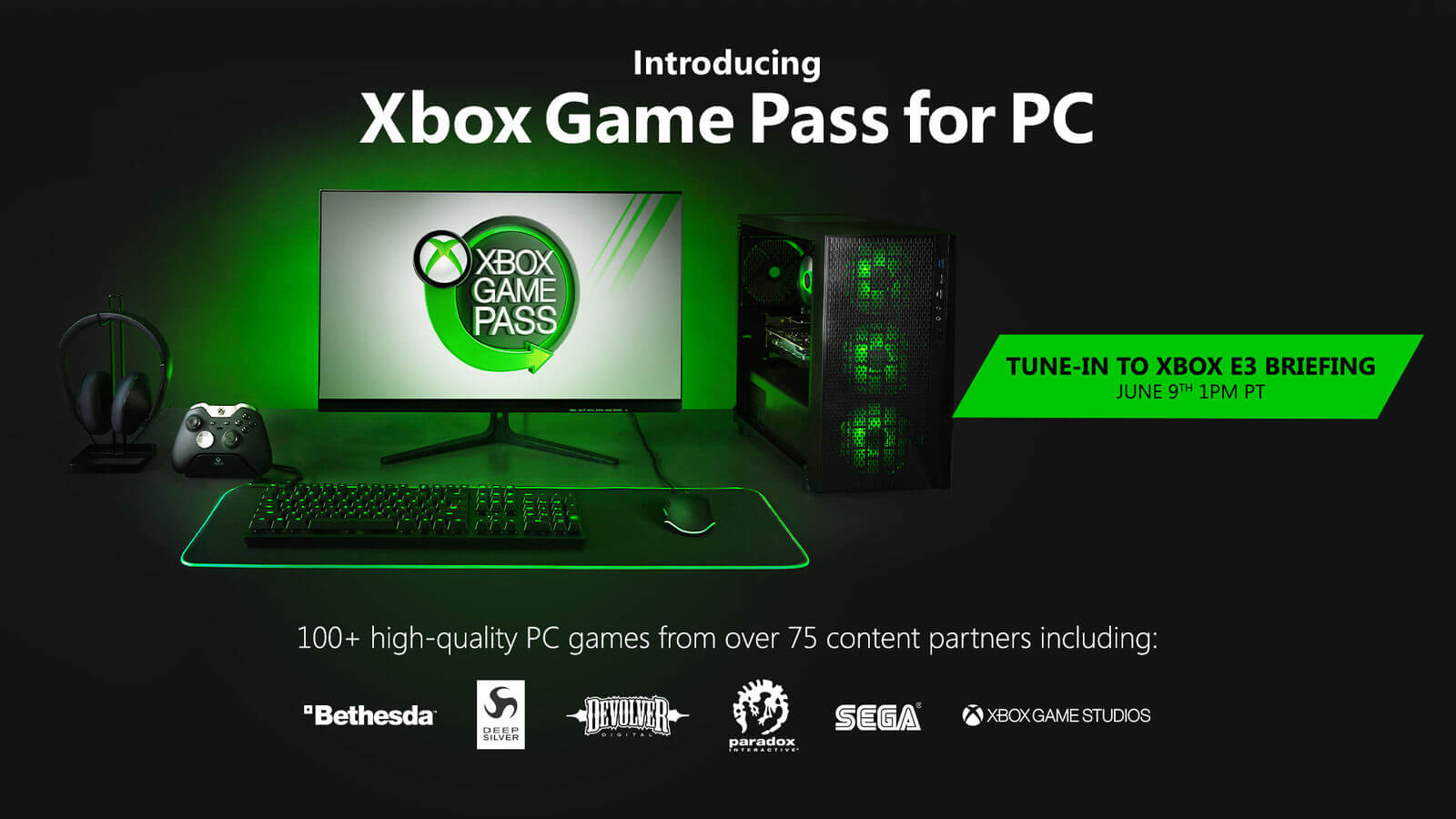 Microsoft Unveils a Few PC Game Pass Details, Here's a Couple More