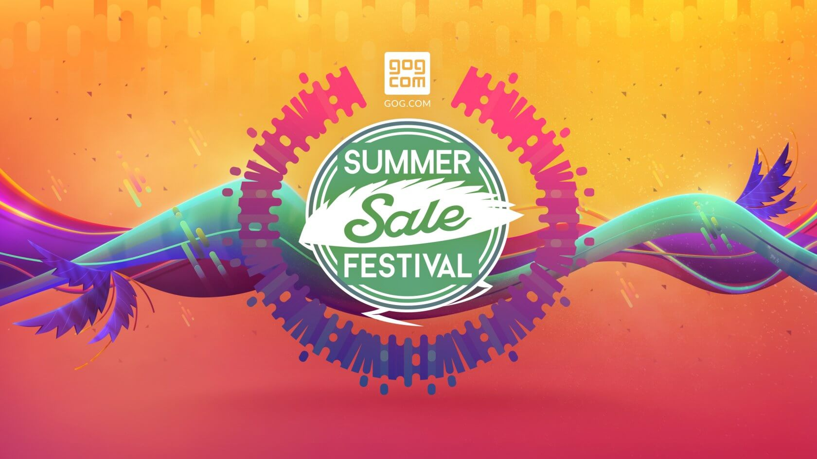GOG kicks off its annual Summer Sale with a free game, deep discounts, and bundle deals