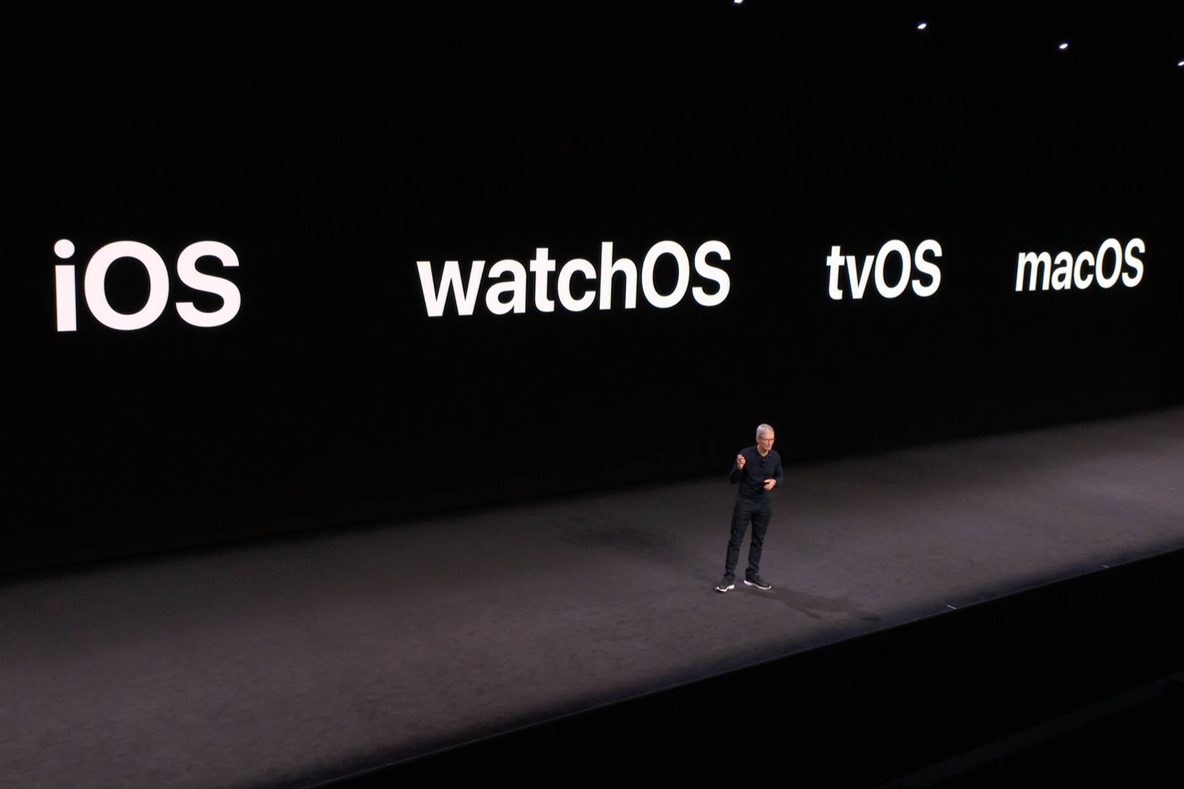 Apple announces watchOS 6 now with its own App Store