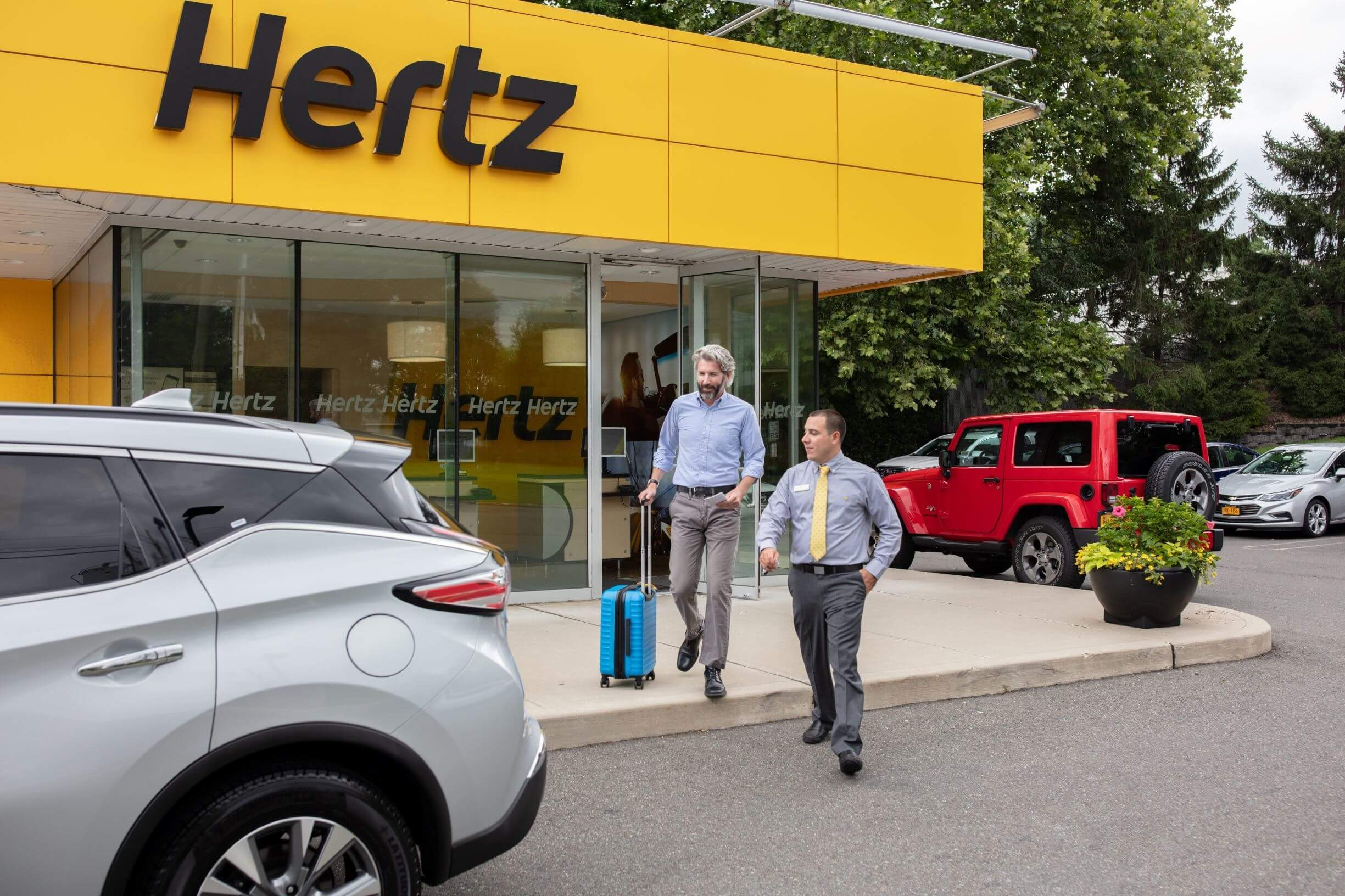 Hertz gets into the vehicle subscription business, pricing starts at $999 per month