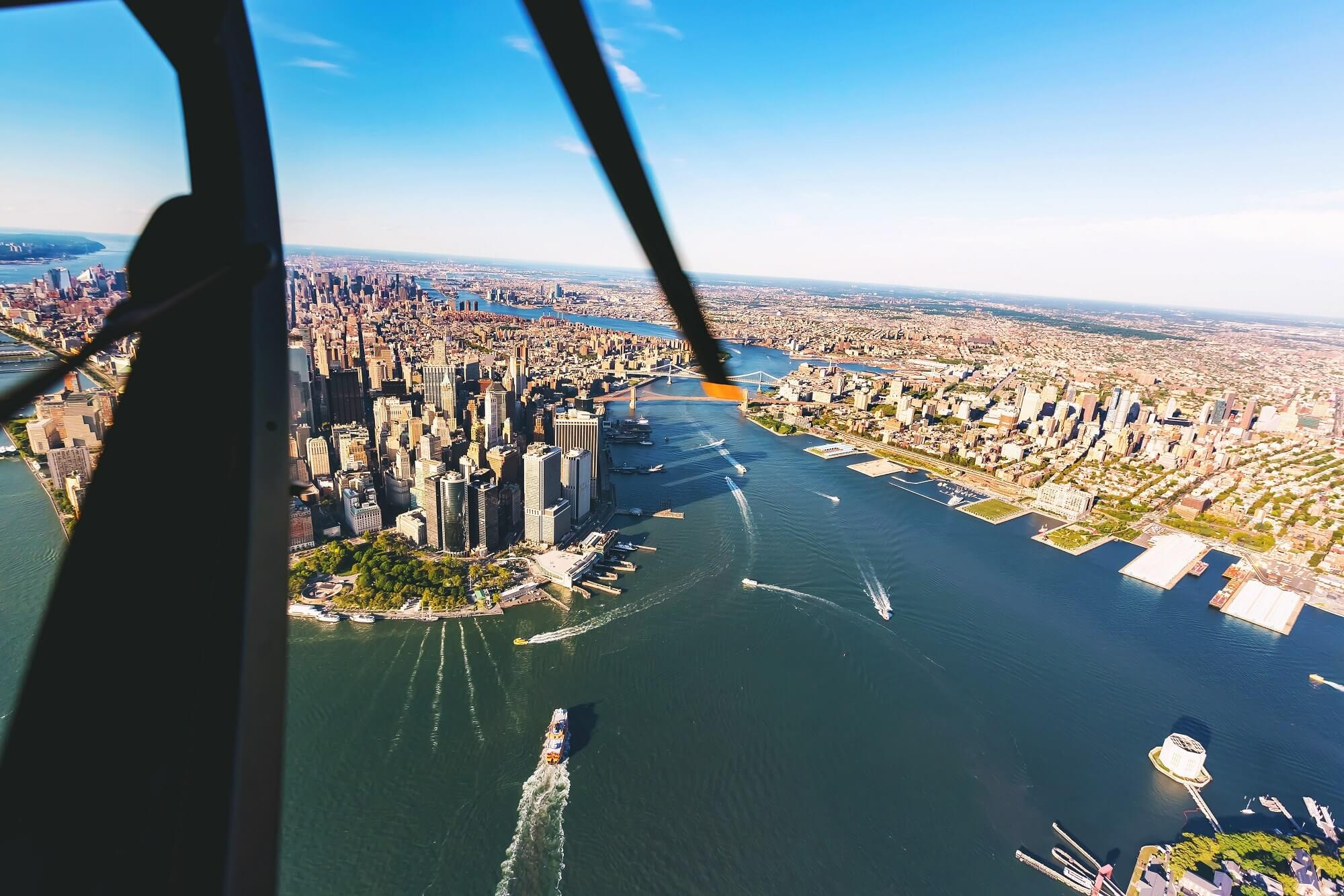 Uber will start offering $200 helicopter rides in New York next month
