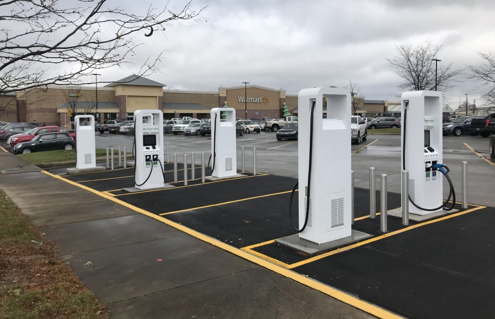 Electrify America Has Deployed Ev Charging Stations Across 120 Walmart Locations,How To Open A Locked Bedroom Door Without A Key