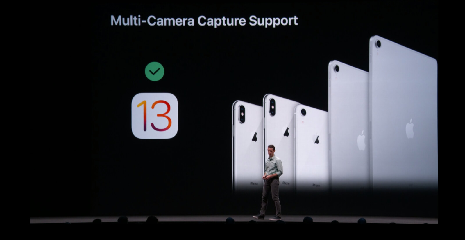 iOS 13 is bringing multi-cam support for simultaneous media capture