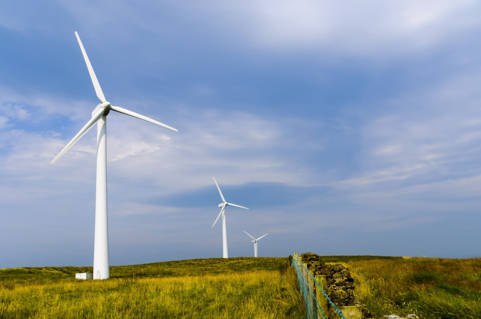 UK energy provider Scottish Power is building a huge battery to boost wind turbine efficiency