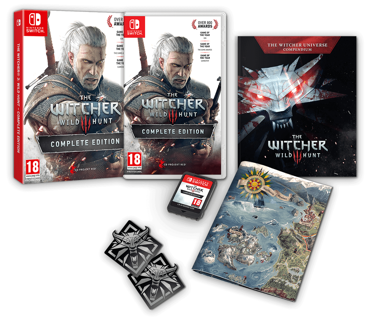 The Witcher 3: Wild Hunt is getting a Nintendo Switch port