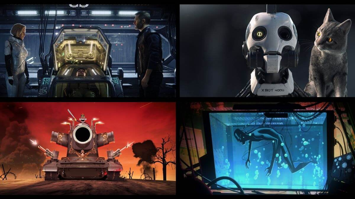 Love, Death and Robots Renewed for Season Two