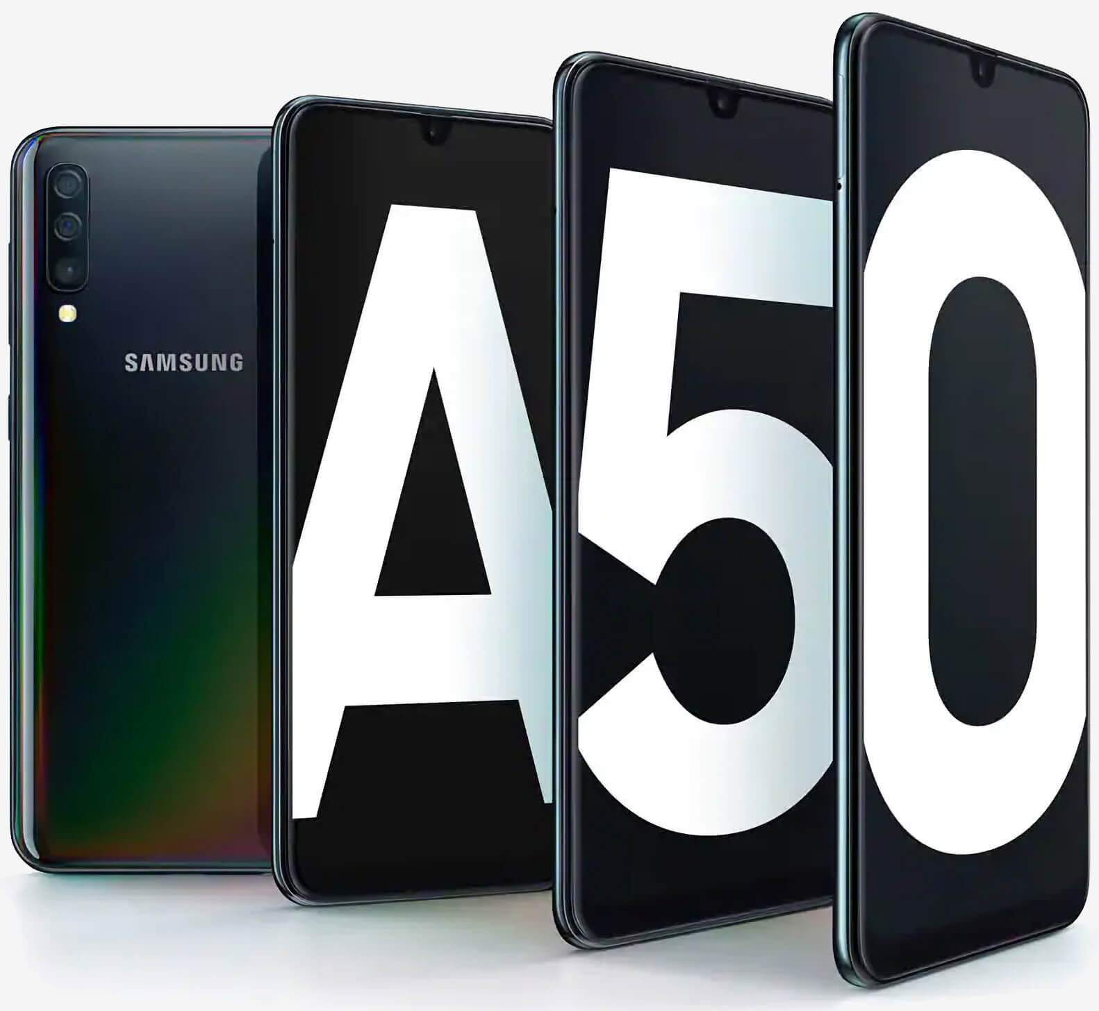 Samsung's $350 Galaxy A50 smartphone arrives in the US on June 13