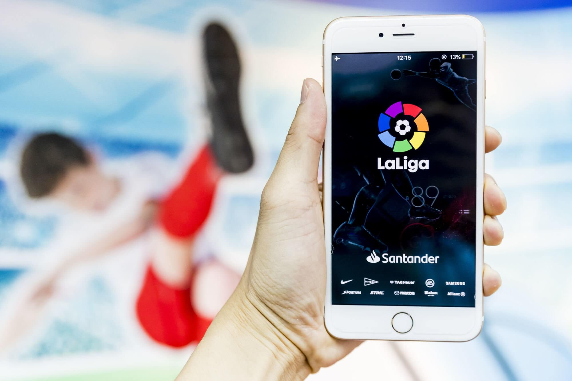 Spain's LaLiga app used audio recognition tech to catch users