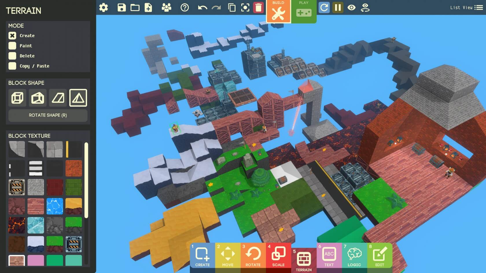 Google's 'Game Builder' tool lets you create 3D games with no