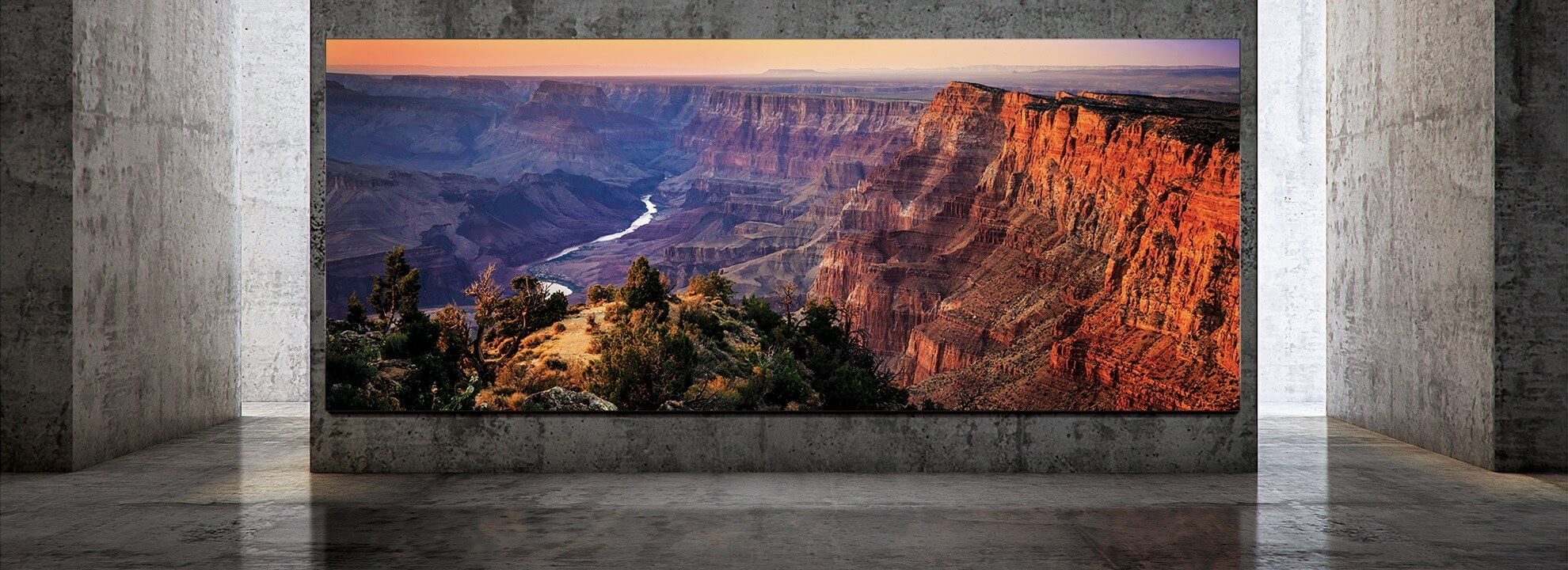 Samsung's massive The Wall TV is now available in a 292-inch, 8K luxury version