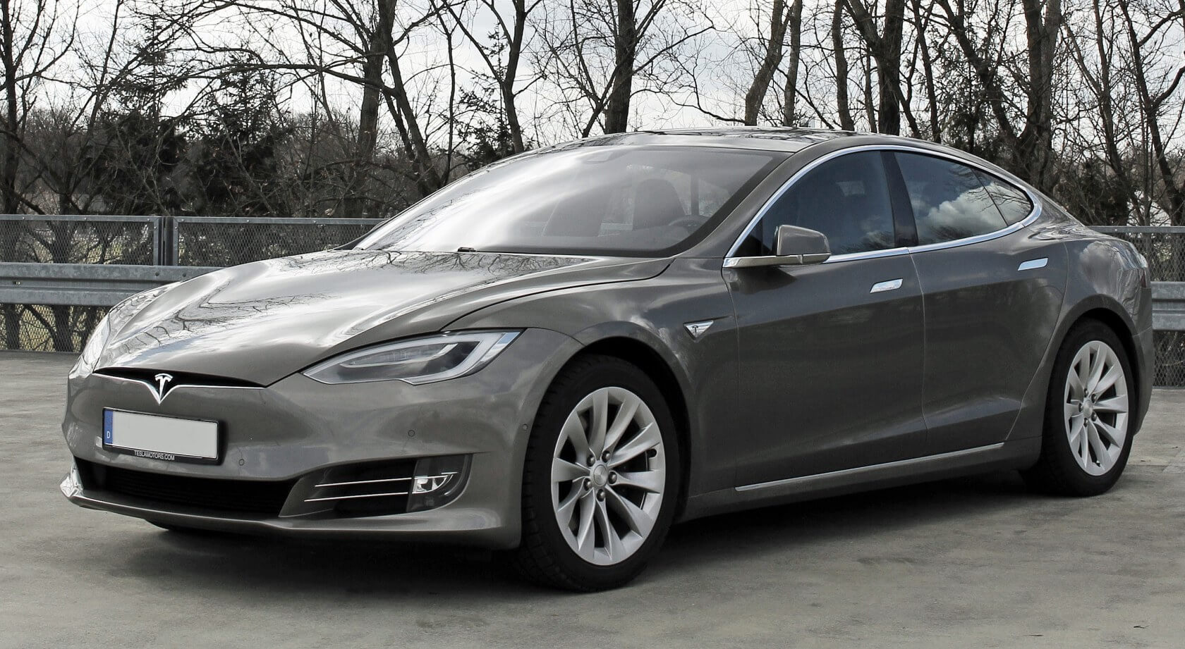 A 'refreshed' Tesla Model S may have been spotted in the wild