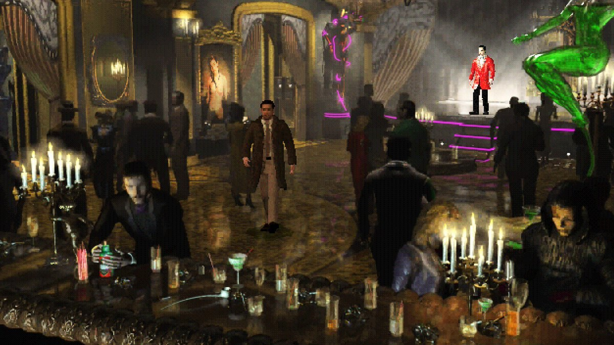 ScummVM brought back to life Westwood's 'lost' 1997 Blade Runner