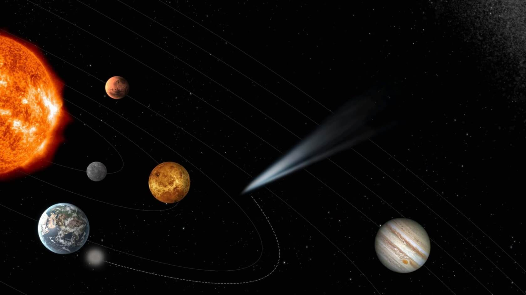 The European Space Agency plans to 'intercept' and photograph a comet from the 'dawn' of our Solar System