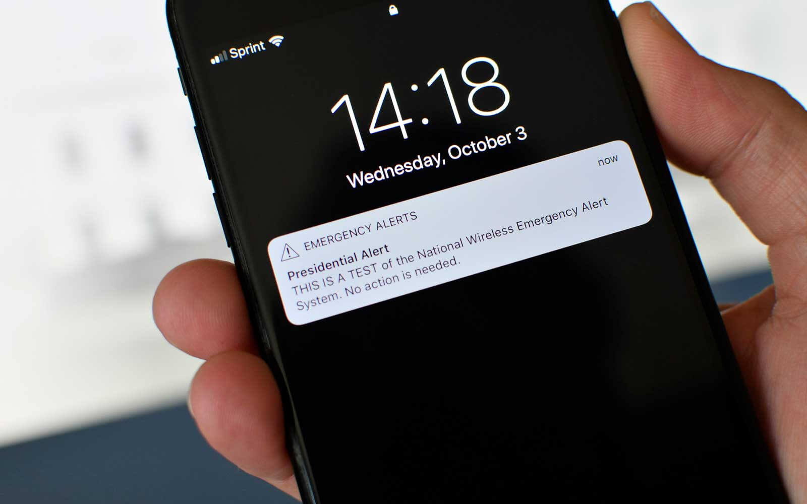 Flaws in LTE can allow hackers to easily spoof presidential alerts