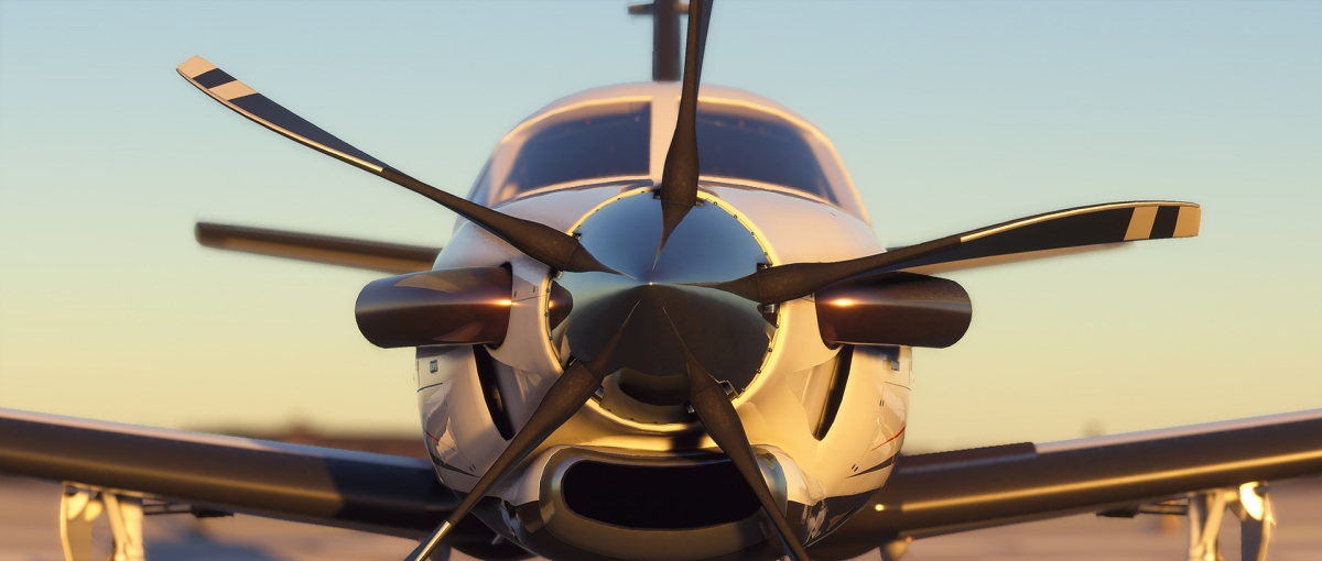 Microsoft says Flight Simulator will support third-party and community content