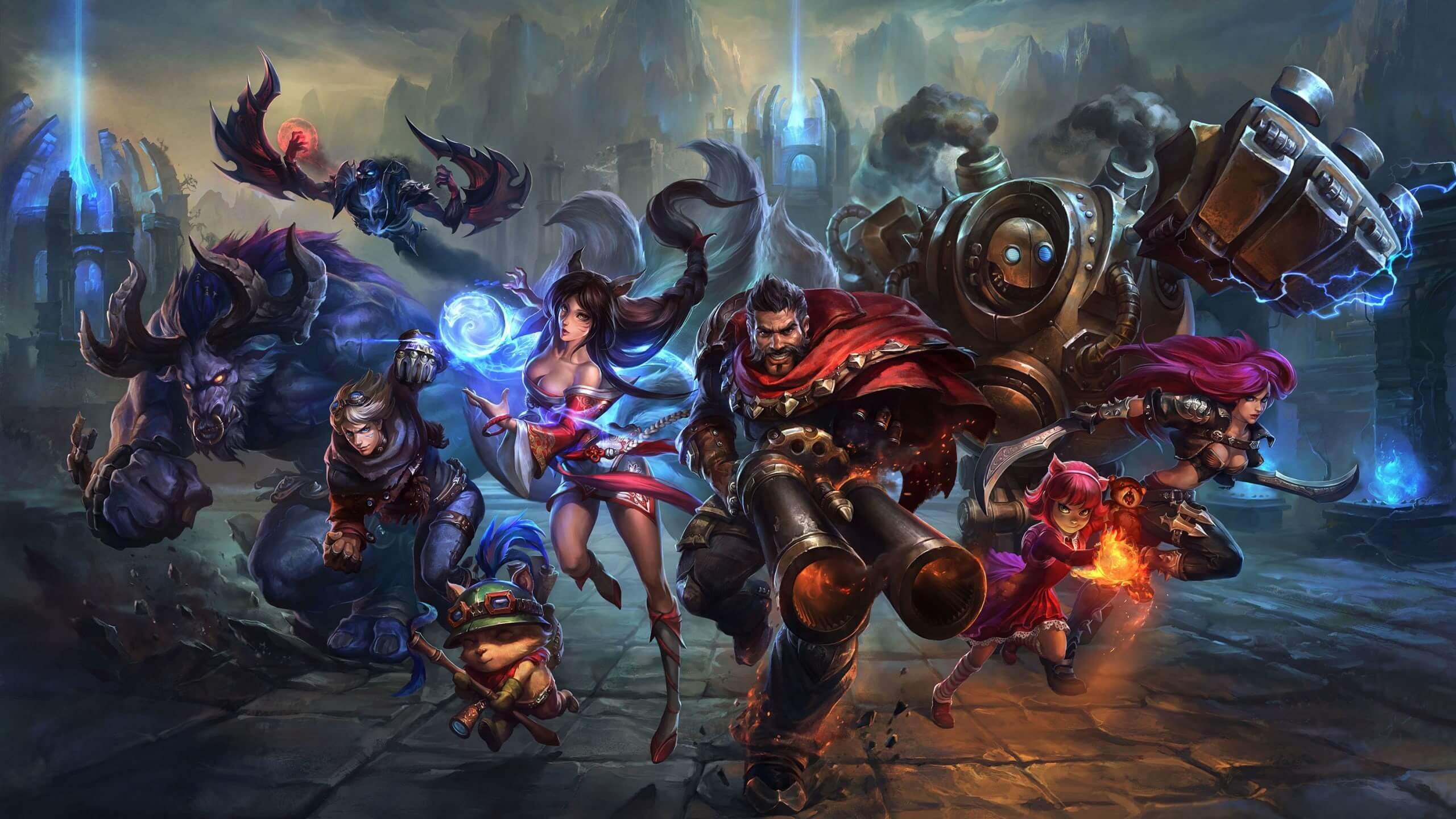 League Of Legends Says Banning The Word Uyghur Was An Error