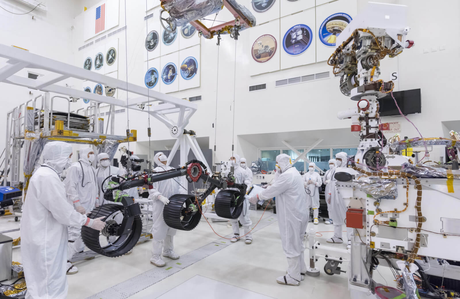 Raspberry Pi used to steal 500MB of mission data from NASA lab