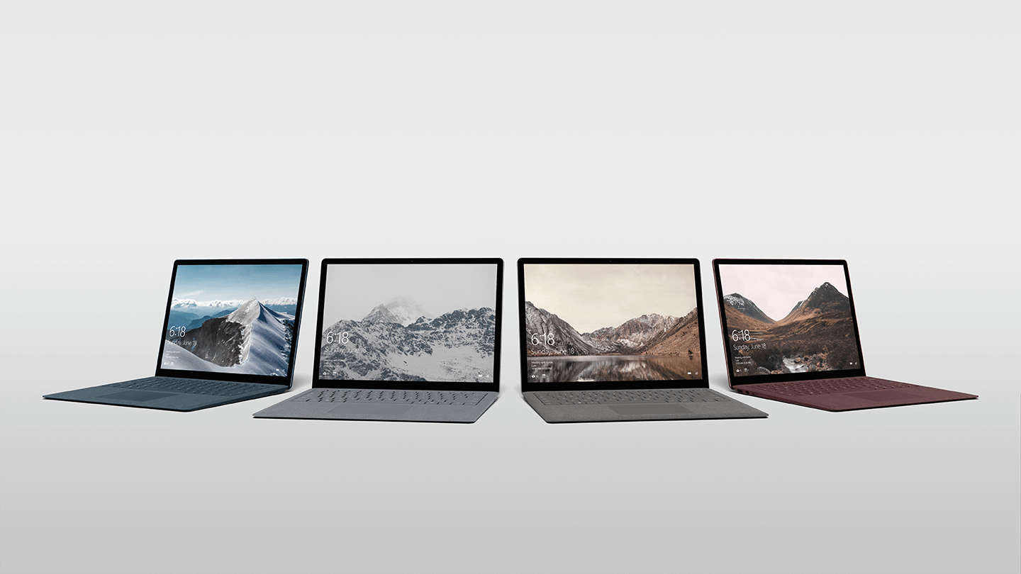 Microsoft is playing with AMD silicon for its upcoming Surface devices