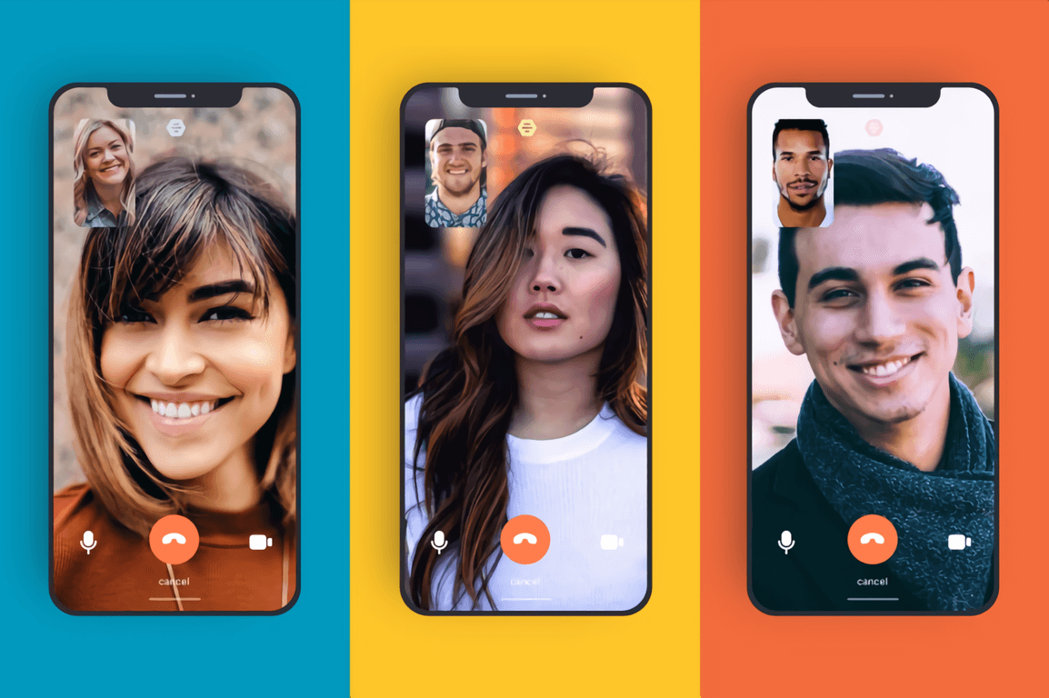 Bumble's new video chat and call options let you meet before you meet up