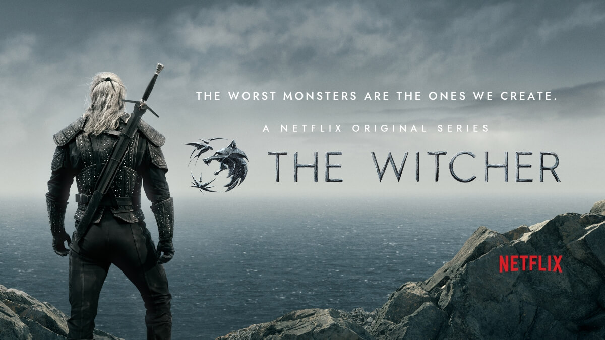 Netflix's The Witcher TV series inches closer with new artwork and stills