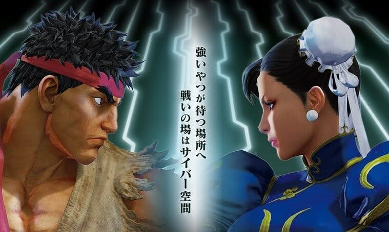 Japanese police turn to Street Fighter characters for recruitment drive