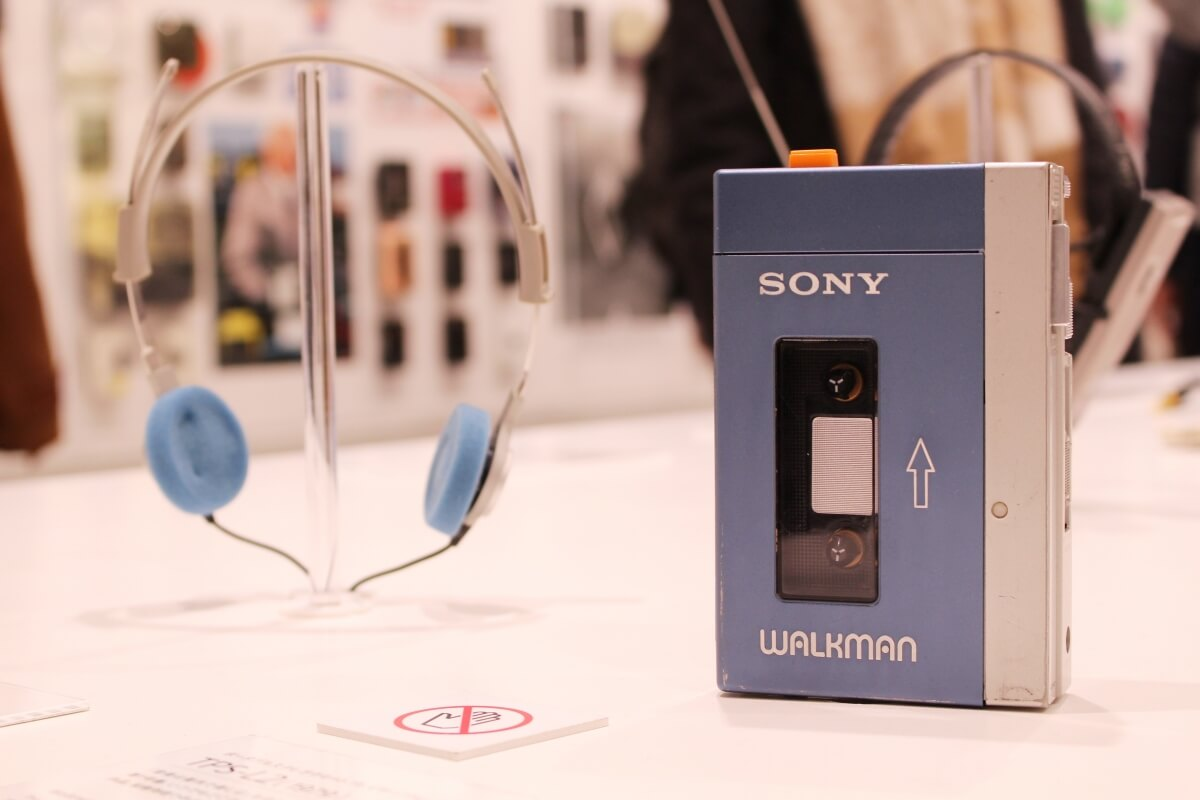 Sony's Walkman, the first truly affordable portable music player, turns 40