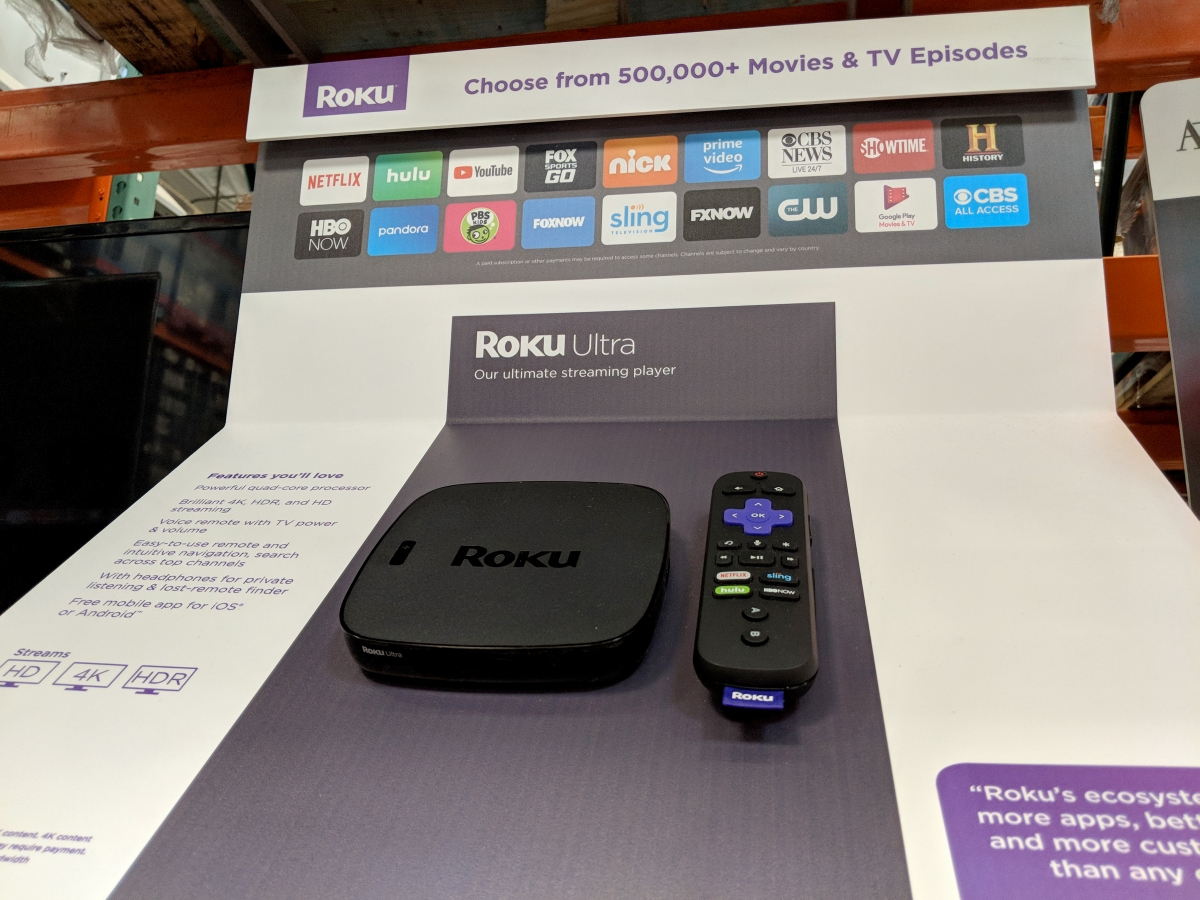 Roku is dominating the US streaming market and it isn't even close