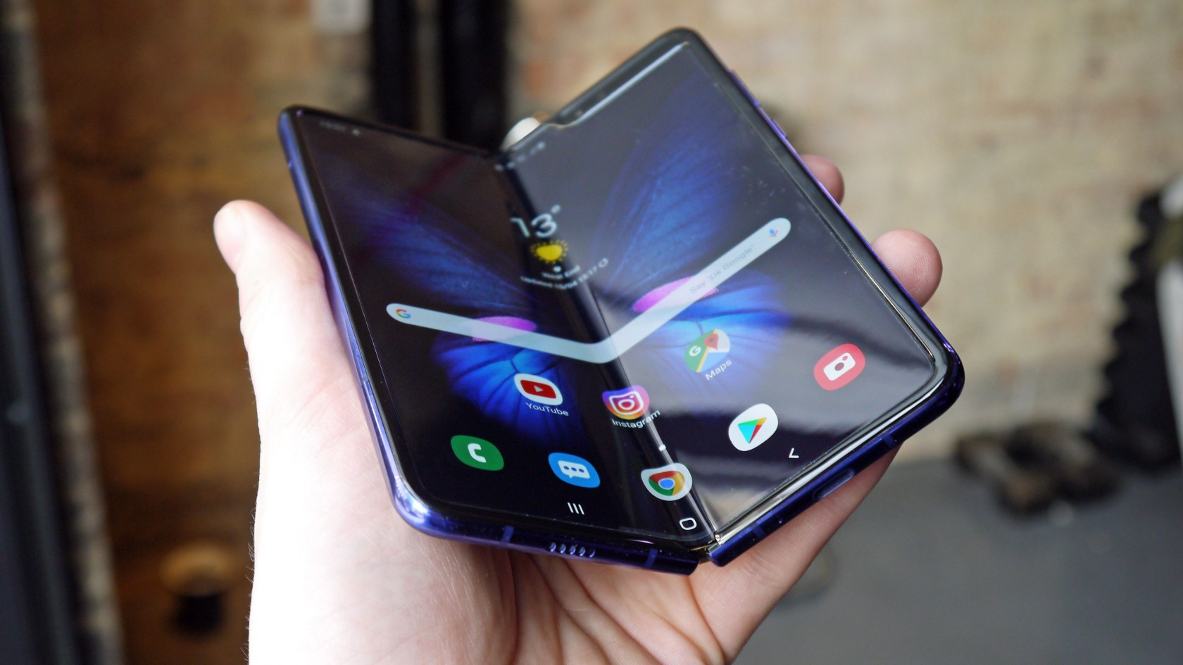 Samsung's Galaxy Fold is reportedly ready for a relaunch